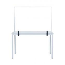 Bi-Office Protect Desktop Acrylic Board Alum Frame 1040x700 AC03019101