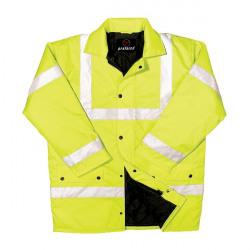 Constructor Jacket Saturn Yellow XXL (Class 3 visibility and class 3 water penetration) CTJENGSYXXL