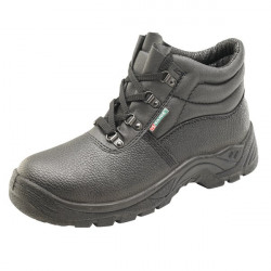 Mid Sole 4 D-Ring Boot Black Size 11 CDDCMSBL11
