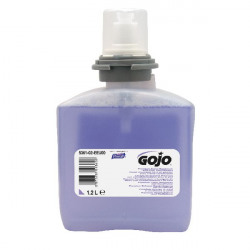 Gojo Premium Foam Hand Soap With Skin Conditioners TFX 1200ml Refill (Pack of 2) 5361-02-EEU