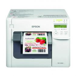 Epson TM-C3500 Inkjet Label Printer Colour 720X360 DPI C31CD54012CD