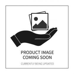 Jemini Polycarbonate Spine Screen 1190x740mm w/Brackets COVSP1274TWPB