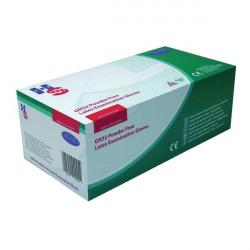 Handsafe Powder Free Latex Gloves Medium Natural (Pack of 100) GN32