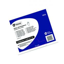 Shield Clear Polythene Glove GD55 Medium (Pack Of 10000) GD55 MED