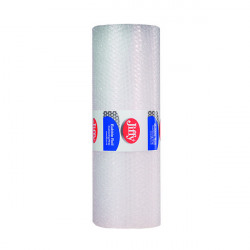 Jiffy Bubble Film Roll 750mmx75m Small Cell Clear BROE53955