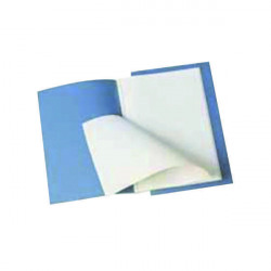 Q-Connect Feint Ruled Counsels Notebook 192 Pages 330x203mm (Pack of 10) KF01391