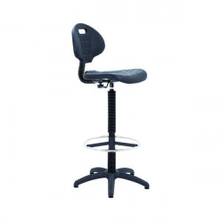 Jemini Draughtsman Chair Black KF017052