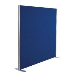 Jemini Blue 1200x1200 Floor Standing Screen Including Feet KF74326
