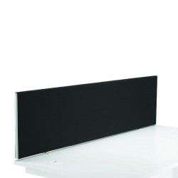 First Desk Mounted Screen H400 x W1800 Special Charcoal KF74843