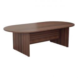 Jemini Walnut 1800mm Meeting Table KF78962