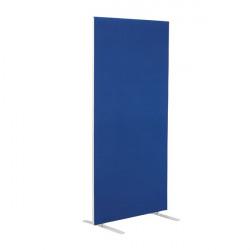 Jemini Floor Standing Screen 1200x25x1800mm Blue KF90494