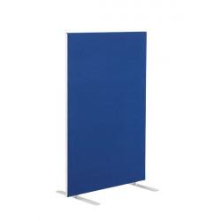 Jemini Floor Standing Screen 1400x25x1800mm Blue KF90500