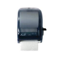 Leonardo Lever Control Hand Towel Roll Dispenser Blue DSRA12