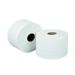 Leonardo Versatwin 2-Ply Toilet Roll 125m (Pack of 24) JT81SWDS