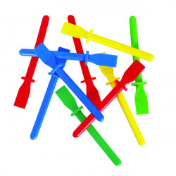 West Design Glue Spreaders Assorted (Pack of 50) WD503258