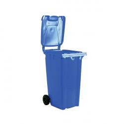 Wheelie Bin 120 Litre Blue (W480 x D555 x H930mm) 331106