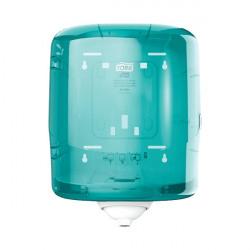 Tork Reflex M4 Centrefeed Dispenser Turquoise 473180