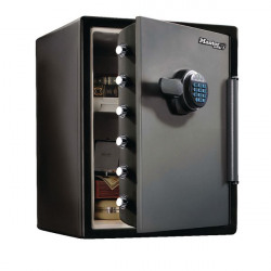 Master Lock Fire-Safe Water Resistant Safe Electronic Lock 56 Litres LFW205FYC
