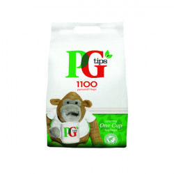 PG Tips Pyramid Tea Bag (Pack of 1100) 67395661