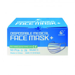 Medical Facemask 3 Layer BFE98 IIR P50 56200