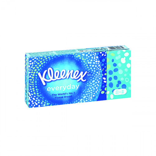 Kleenex Everyday Pocket Tissues (Pack of 144) 1102136