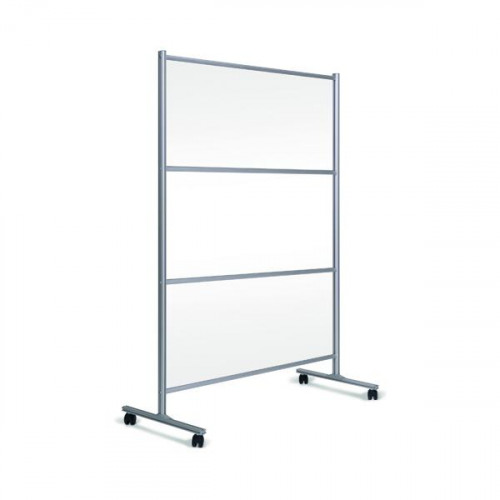 Bi-Office Mobile Stand 4mm 1200x1500mm DSP123046