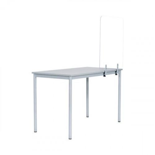 Bi-Office Frameless 4mm Acrylic Desk Protection 1400x900 AC85023973