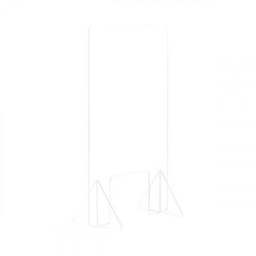 Bi-Office 4mm Acrylic Frameless Counter Protection 600x900 AC03023973