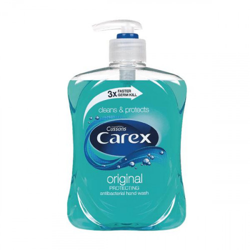 Carex Liquid Soap 500ml (Pack of 2) KJEYS5002