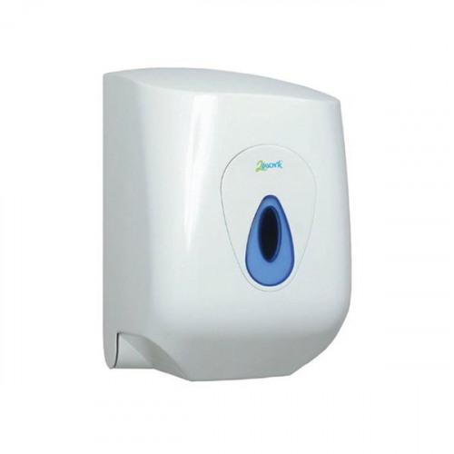2Work Lockable Centrefeed Hand Towel Dispenser CT34038