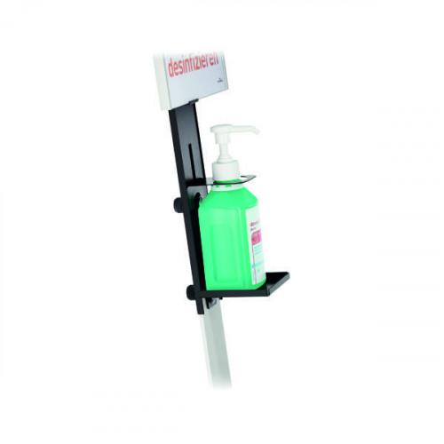 Durable Disinfection Floor Standing Dispenser/Info Board 589223