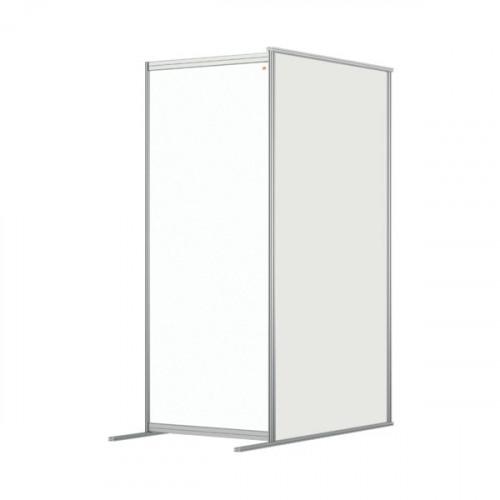 Jemini Acrylic Modular Room Divider Extension 800x1800mm Clear KF90387