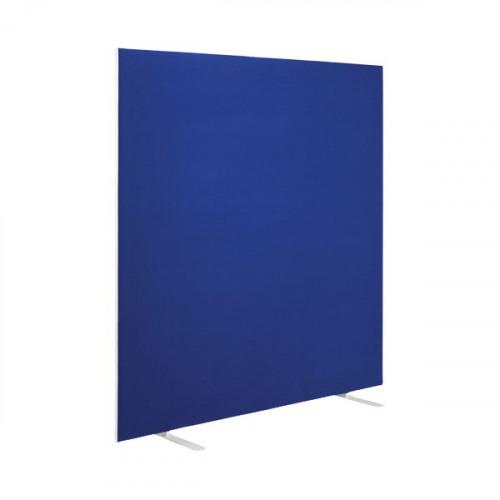 First Floor Standing Screen 1400x25x1200mm Blue KF90970