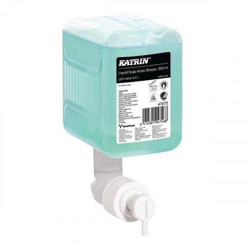 Katrin Handwash Liquid Soap 500ml (Pack of 12) 47475