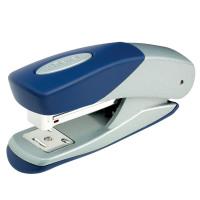 Rexel Matador Half Strip Stapler Blue and Silver 2100951