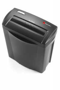 Rexel Black /Silver Alpha Cross-Cut Shredder 2102023