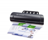 GBC Inspire A4 Laminator with Single Switch Operation Aluminium Grey