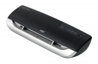 GBC Fusion 3000L A4 Laminator With Simple Tap Touch Interface Charcoal Laminates 1 x A4 in 30 Secs