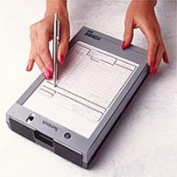 Twinlock Scribe 654 Sales Receipt 2-Part 100 Sheets 71295