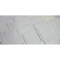 Twinlock V8 Variform 24 Column Cash Sheets 75 Sheets 75985