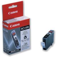 Canon BCI-6BK Inkjet Cartridge Page Life 2000pp Black Ref 4705A002