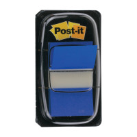Post-It Standard Index Flag 25x43.2mm Blue Ref 308240