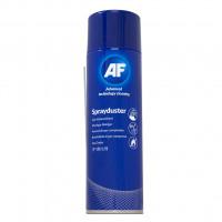 AF Sprayduster Compressed Air Duster 400ml Can ASDU400D