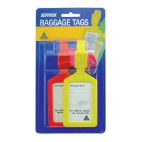 Kevron Travel Tags carded 2
