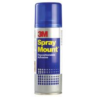 3M Spray Mount Adhesive Spray  CFC-Free  400ml  SM400