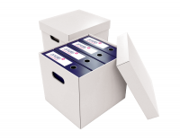 Team Heavy Duty Archive Box 150m/b/t 381 X 330 X 250mm (PACK OF 10)