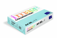 Image Coloraction FSC Mix Credit A4 210x297 mm 80Gm2 Icy Blue Pack of 500