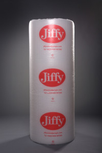 Jiffy Small Bubble Wrap 1500mm x 100m (2 x 750mm)
