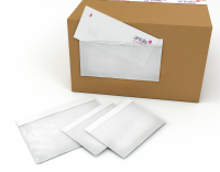 Self Adhesive Packing List Envelope Plain A5 225 x 165mm Pack 1000