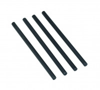 Avery DTR Risers Metal for All Avery Trays 118mm Black Pack 4